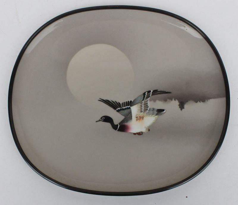 Important Meiji period (late 19th century) cloisonne