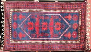 35x510 semiantique Balouch Oriental area rug