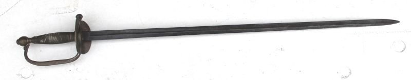 ca 1850 Non-Commissioned Officer's sword probably by Ho