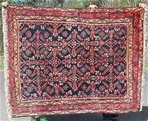 5x64 semiantique Oriental area rug