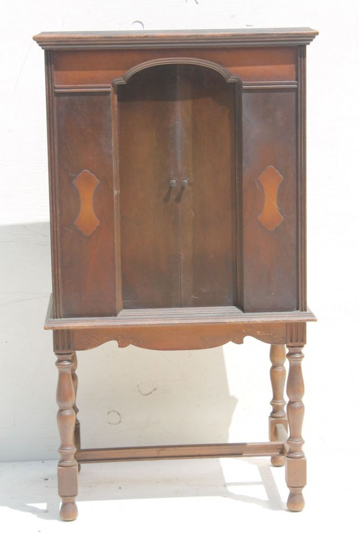 """Edison Radio Case Only - 42 1/2"""" tall x 24"""" wide x 15"""