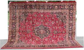 10x111 semiantique Persian Mashed Oriental rug