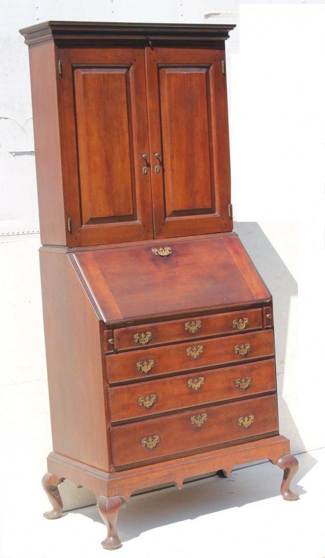 extremely fine & rare true QA ca 1735-1755 Hartford, Ct