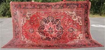 "9'3""x12'9"" semi-antique Persian Ahar Tabriz Oriental rm"
