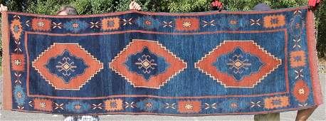 31x910 semiantique Afghan Tribal Oriental area rug