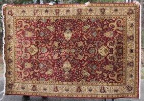 6'x9' Tabriz Oriental Rm Size Rug