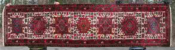 211 x 111 semiantique Persian Karajeh Oriental
