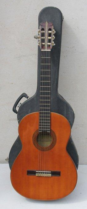 Garcia Model 1a Acoustic Guitar In Case - Ca 1970