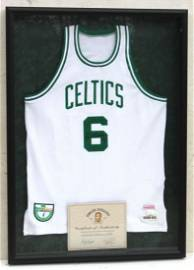 rare sgnd Bill Russell (he almost never signs his