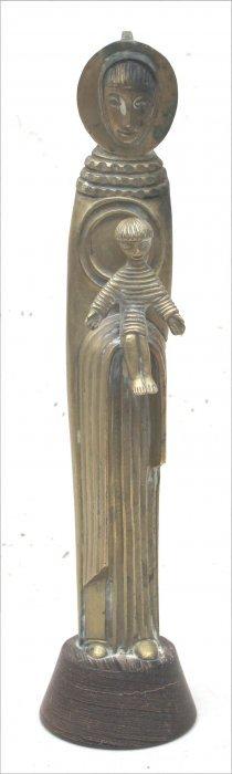 Jean Lambert Rucki (1888-1967 French) Bronze Sculpture
