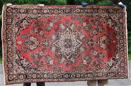 45x7 semiantique Persian Lilihan Oriental area rug