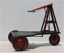 """Rare ca 1930's Buddy """"L"""" hand car (manuf for 3 yrs only"""