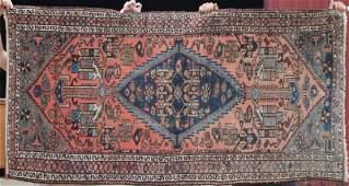 33x65 semiantique Hamadan Oriental area rug