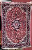 Fine quality 25x35 Persian Kashan area rug
