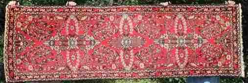 28x84 semiantique Persian Lilihan Oriental runner