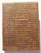 exceedingly rare & important copyright 1914 book titled