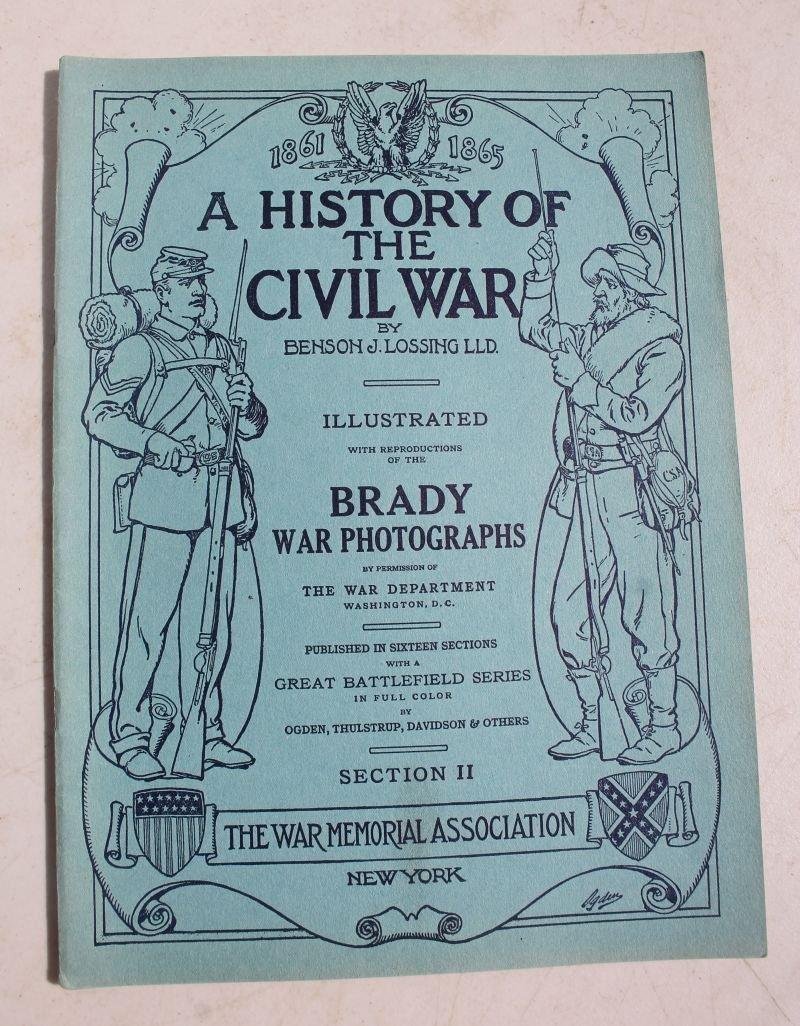 Antique Civil War Ephemera lot incl album full of CW - 7