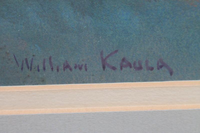 "William Jurian Kaula (1871-1953) 14""x18"" sight size - 2"