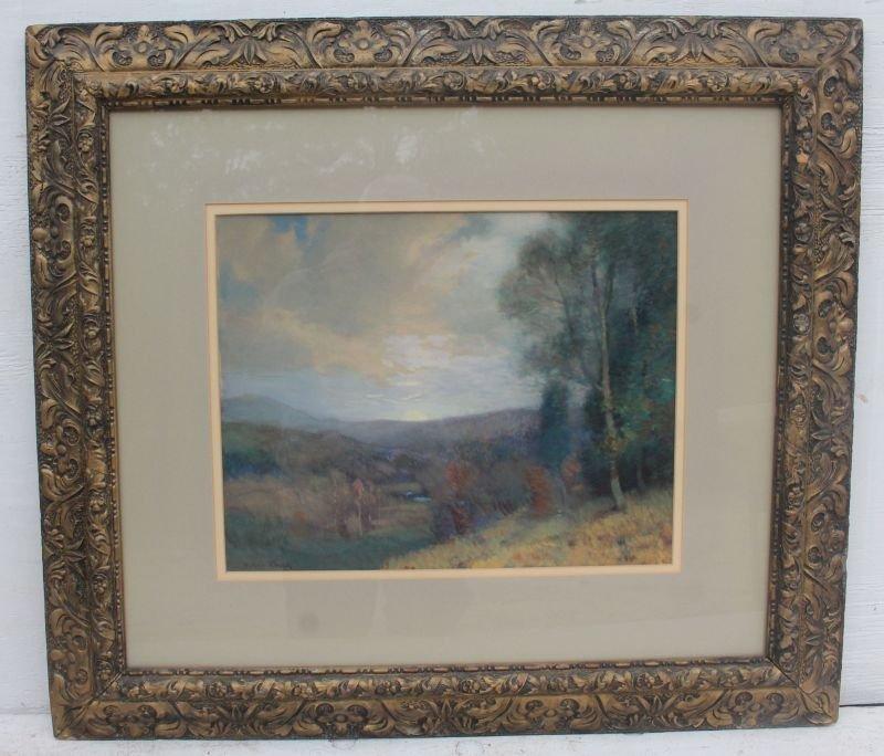 "William Jurian Kaula (1871-1953) 14""x18"" sight size - 4"