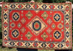 31x49 Kazak Oriental area rug