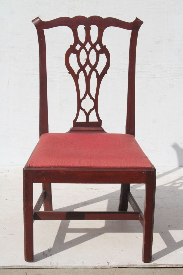 Eliphalet Chapin School period Chippendale ca 1780 CT - 2