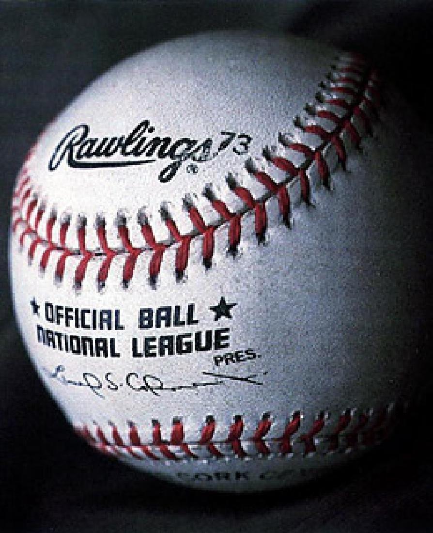 Mark McGwire's 70th-home-run baseball