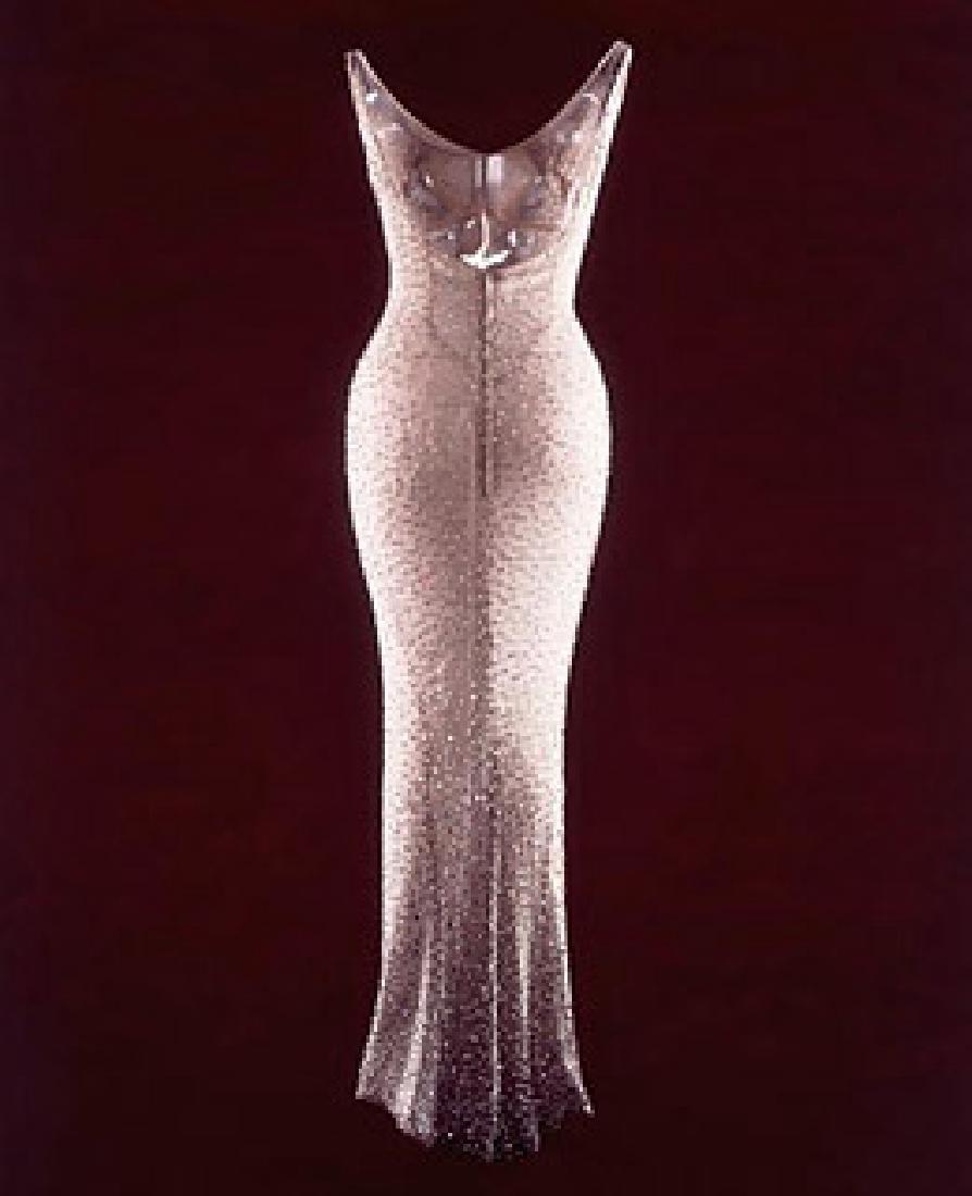 "Marilyn Monroe's ""Happy Birthday Mr. President"" Dress"