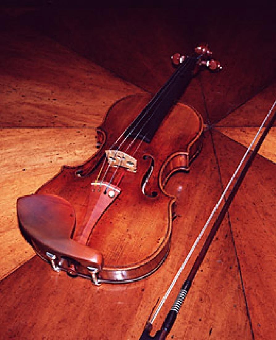 Guarneri del Ges Violin