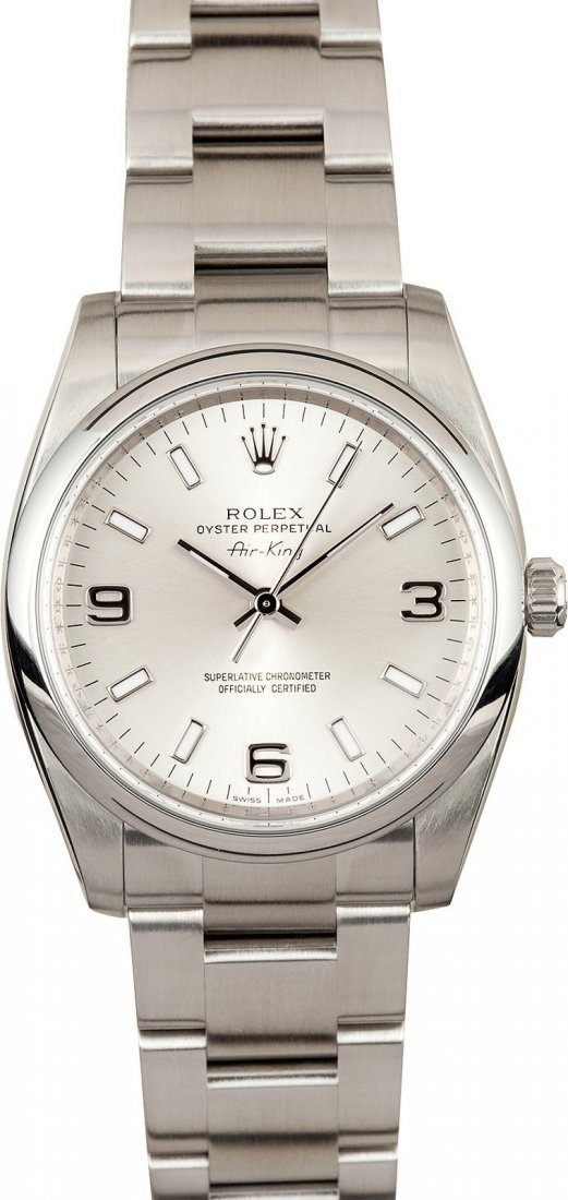 Pre-Owned Rolex Air-King