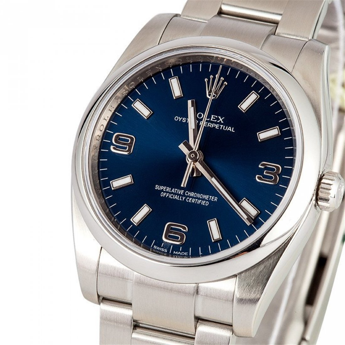 Pre-Owned Rolex Air-King - 2
