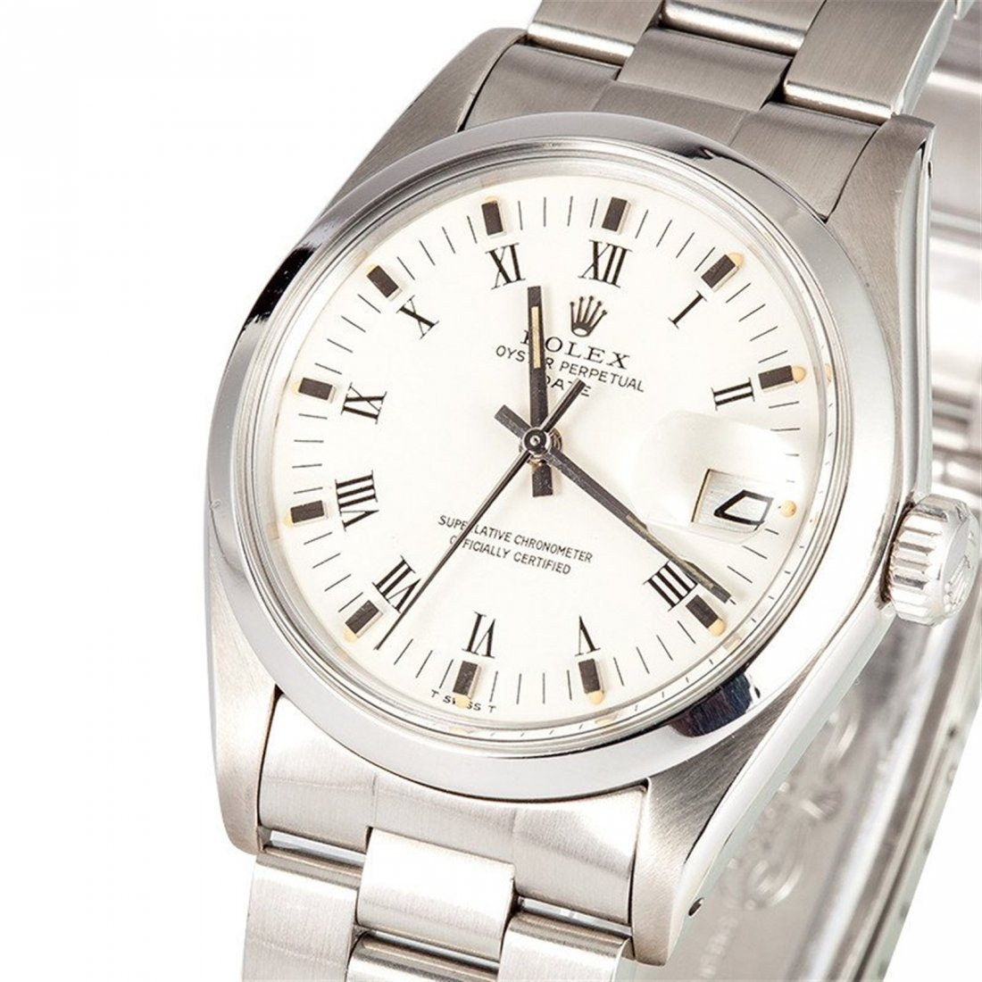 Pre-Owned Rolex Date - 2