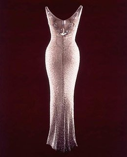 "Marilyn Monroe's ""Happy Birthday Mr. President"" Dress"