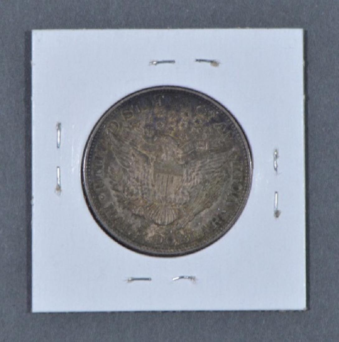 1892 Barber Half Dollar - 2