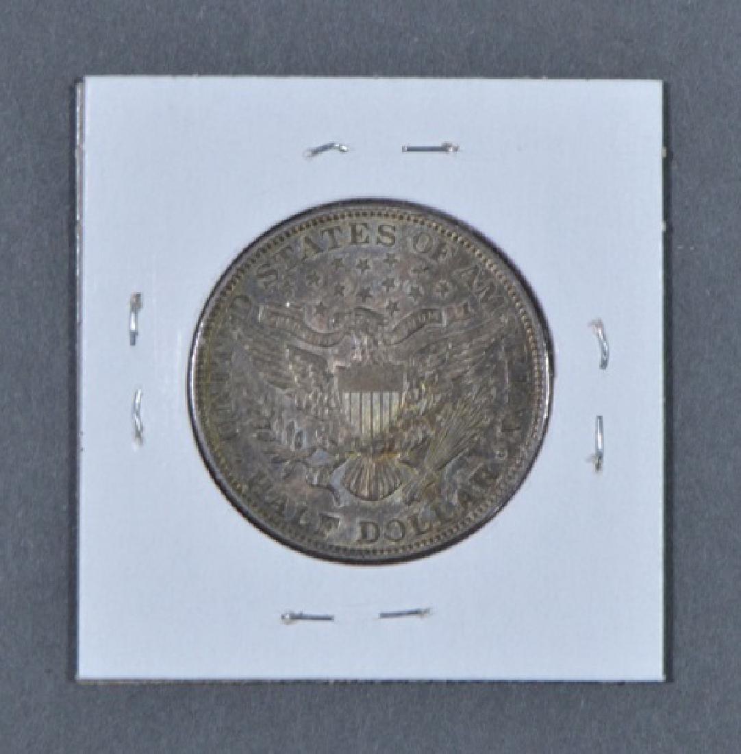 1902 Barber Half Dollar - 2