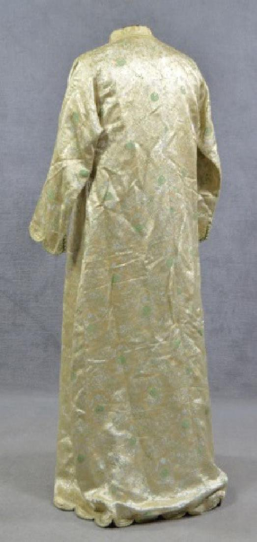 Chinese Silk Moroccan Court Gown - 2