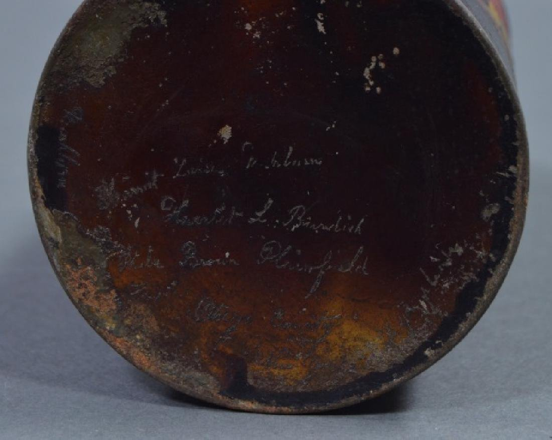 Group of Early American Toleware - 7