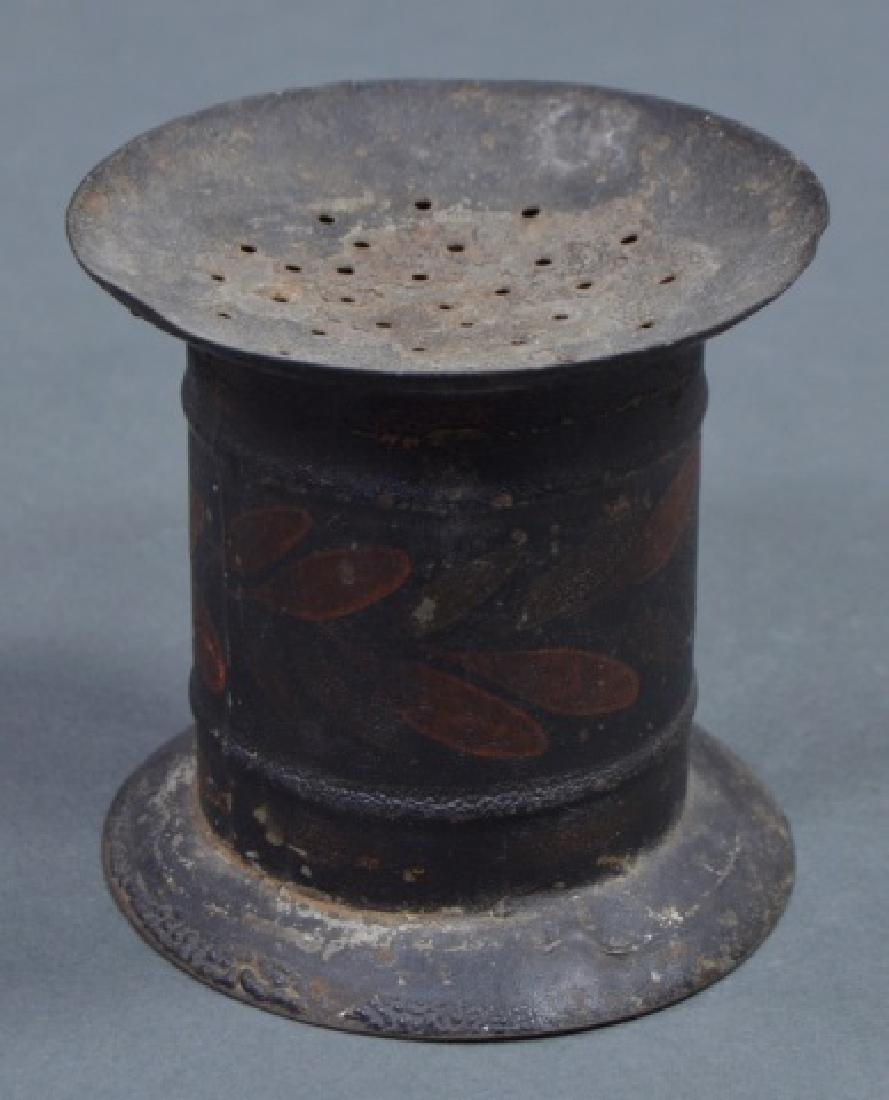 Group of Early American Toleware - 8