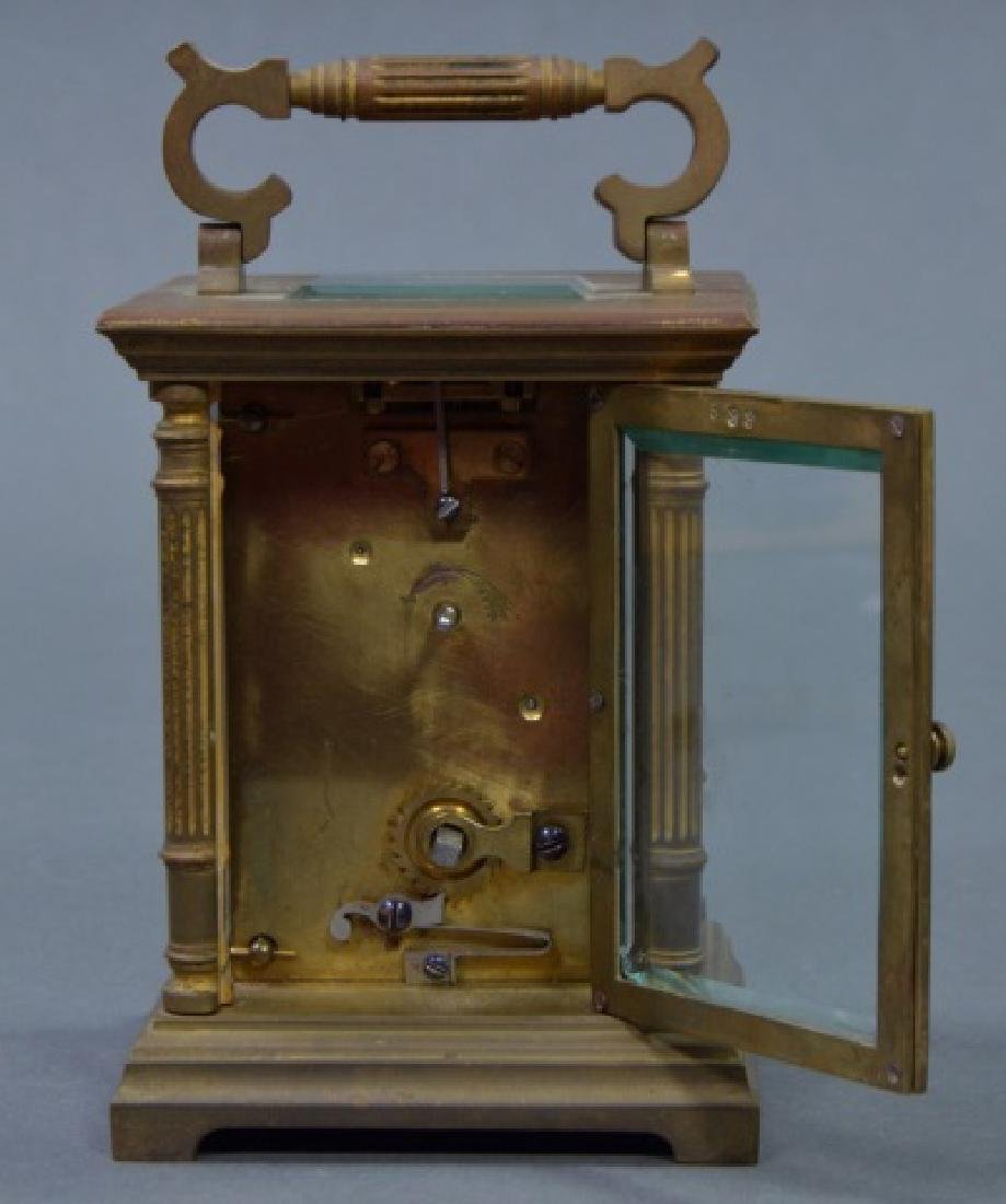 French Carriage Clock - 4