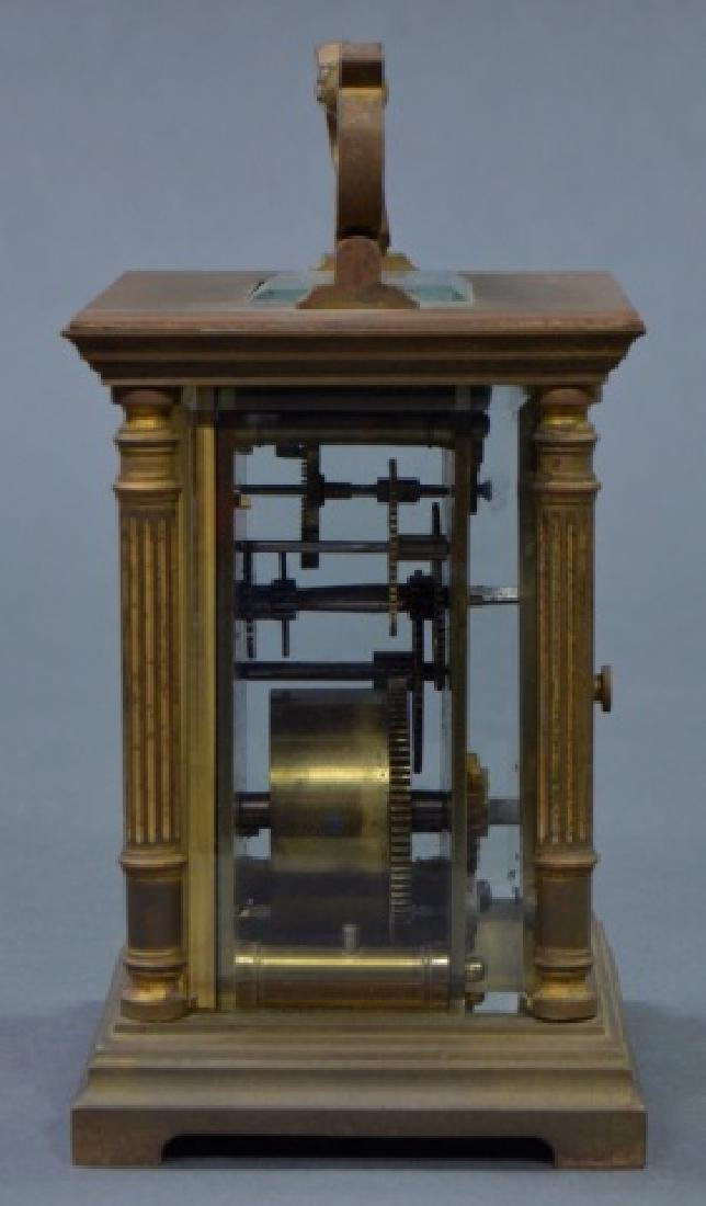 French Carriage Clock - 5