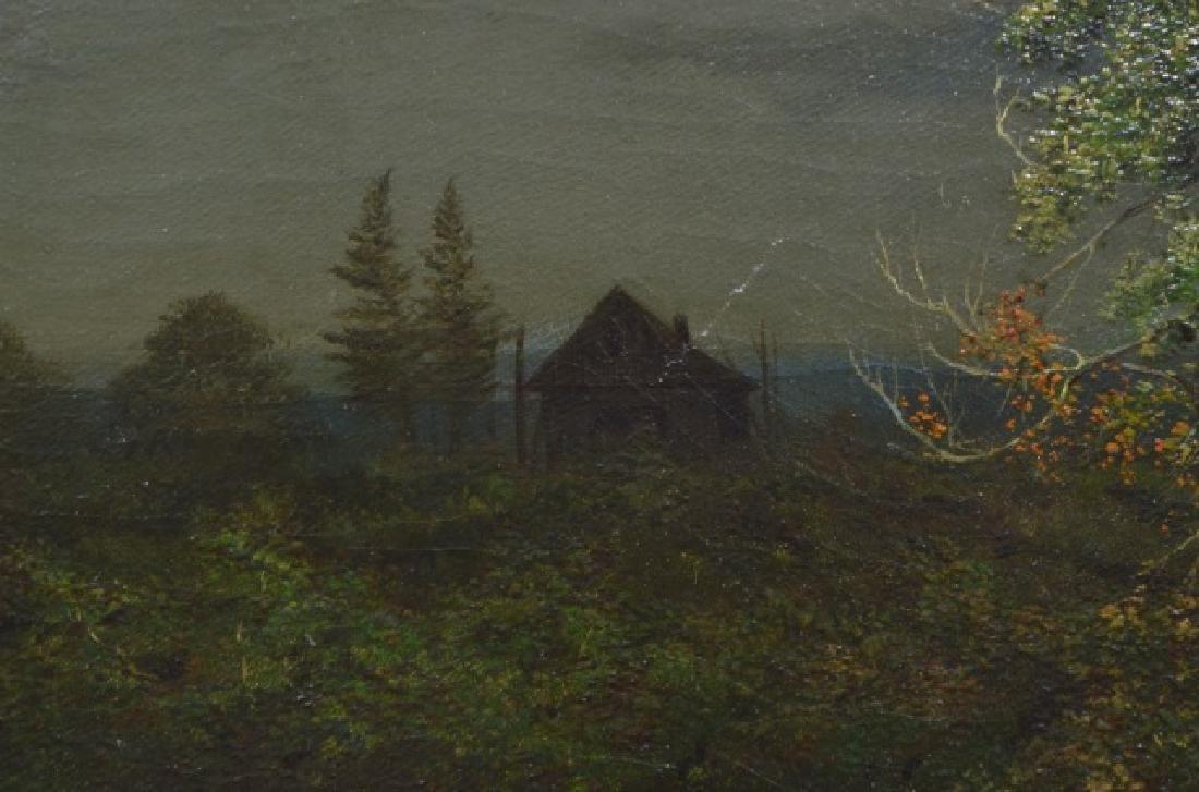 Alexander Wust 1837-1876 Oil on Canvas - 5