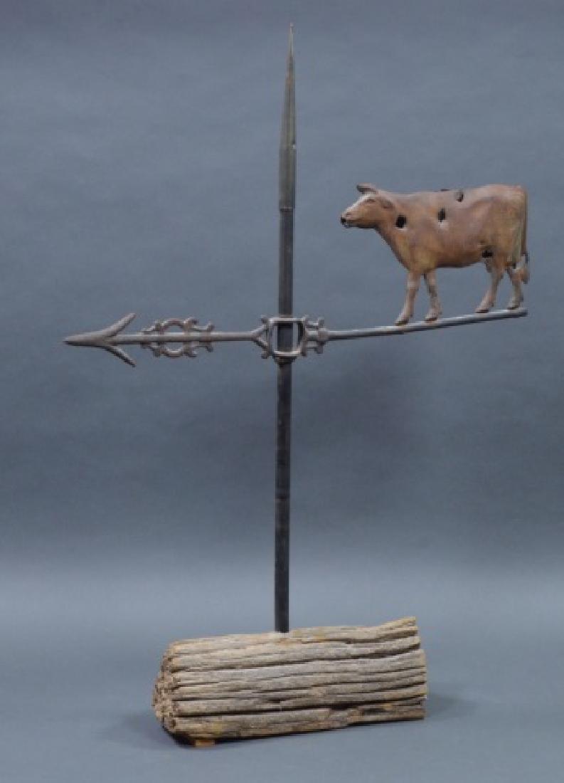 Cow Weathervane - 2