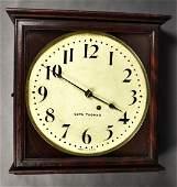 Seth Thomas Office Wall Clock
