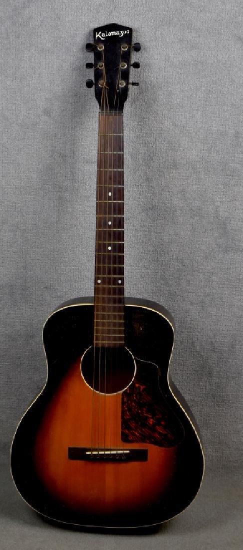 Kalamazoo Guitar Made by Gibson 1933-1940