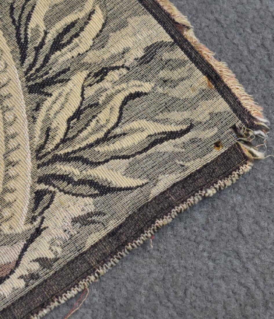 1920's Tapestry Lindburg Chamberlain Byrd Elder - 5