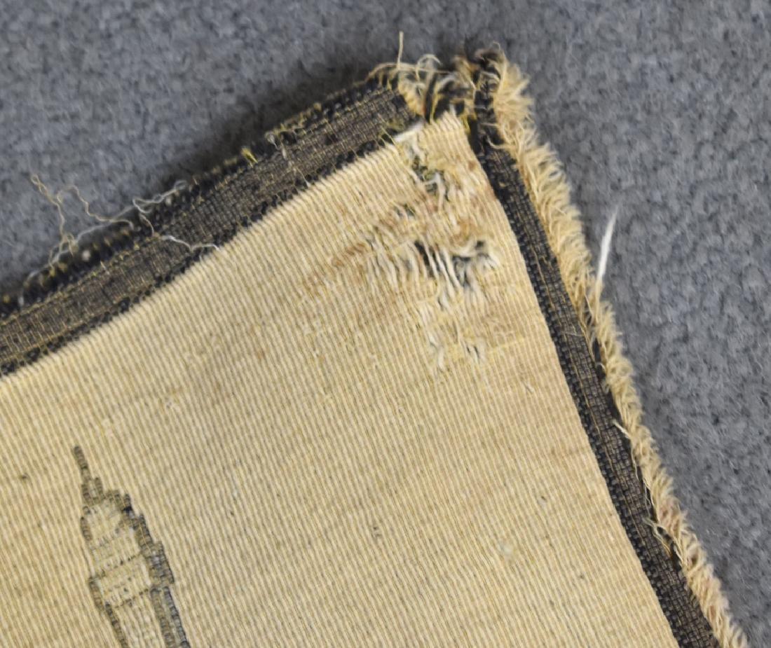 1920's Tapestry Lindburg Chamberlain Byrd Elder - 6