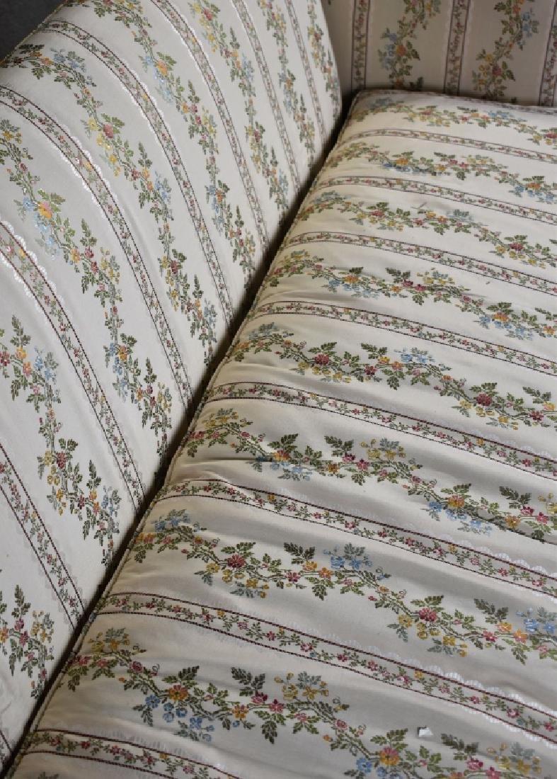 Mahogany Sheraton Style Sofa - 3