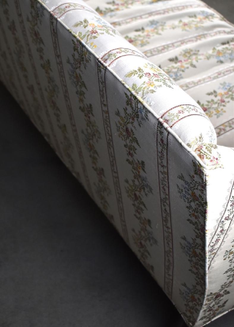 Mahogany Sheraton Style Sofa - 5