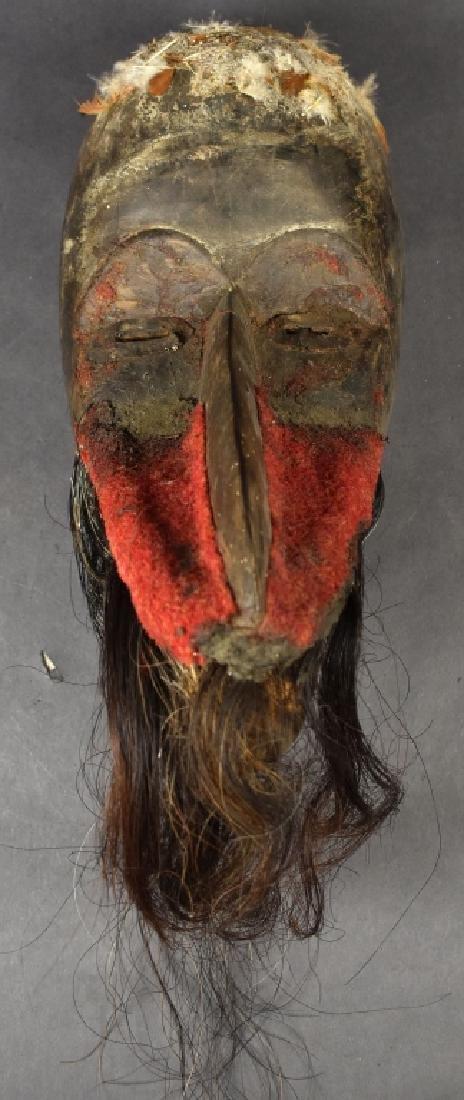 Dan Bird Mask