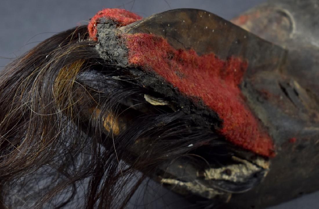 Dan Bird Mask - 4