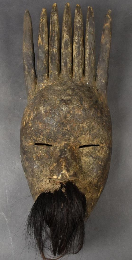 Misc  African Mask